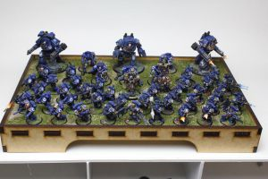 Tournament-Display Tray by jstncloud
