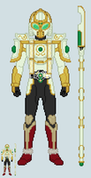 Toku sprite - Shinra (Nashi Dynasty Arms) by Malunis