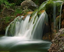Silent flow II by photogrifos