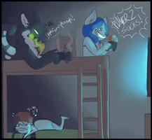The Gots Bunk by HauntedHomo