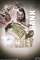 WWE Money in the Bank 2014 Winner by JrbDesign