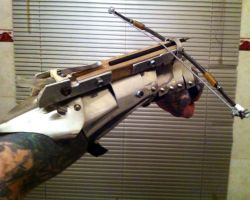 selfmade crossbow by supersohle