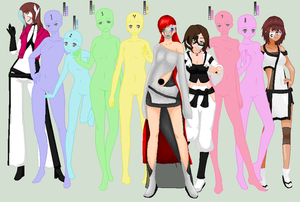 arrancar girls ::currently open::