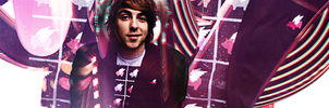 Alex Gaskarth by 19artist93