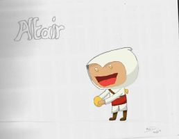 Altair colored by Auri3