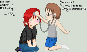 Are you Dieing :Collab Closed: by Purple-kat-pixels