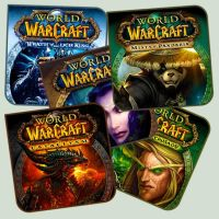 World of Warcraft YAIcon Pack by Alucryd