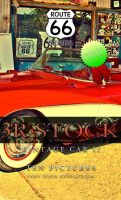 3R Stock - Vintage Car II by NEOkeitaro