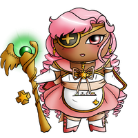 Sailor Asclepios by BishiLover16