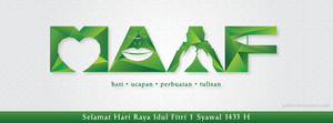 MAAF (mean: sorry) by pakto