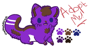 Cheap Kitty Adopt! //OPEN// by SNlCKERS