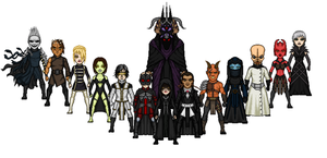 KOTOR III: The Twilight Sith by SpectorKnight