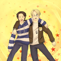 Super Stars by IcySky