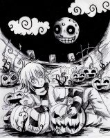 Happy Halloween 08 by Jump-Button