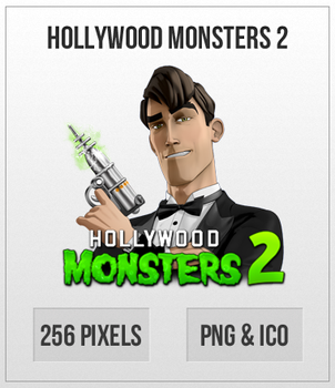 Hollywood Monsters 2 - Icon by Hura134