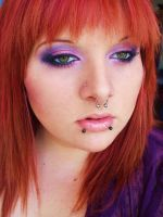 Lilly Lizard by itashleys-makeup