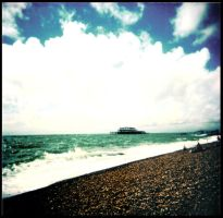 Brighton Beach 4 by Niqua