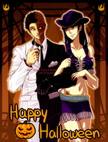 Happy Halloween by DS-Hina