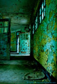 Windows on the Hallway by cathedralsofdecay
