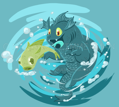Fishy by Coloran