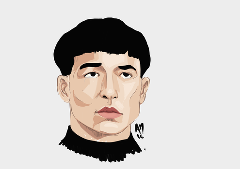 Credence Barebone by CaptainPedroH