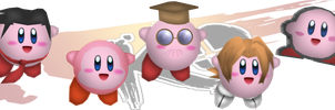 ssbKO-kirby hats 2 by Teen-Robot