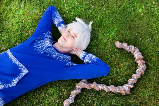 Jack Frost Cosplay (Picture 3/6) - June 11, 2017 by Naivaan