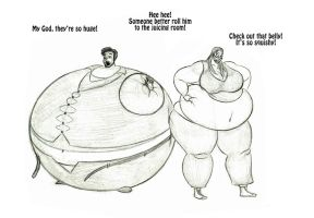 Gum and Weight Gain by FatClubInc