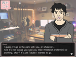 40s and 20s Dating Sim - Raul by starlite-decay