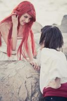 What's your name? - The Little Mermaid by Flybike
