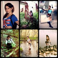 Tomb Raider (My costumes) by LiSaCroft