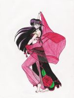 Belly Dance for Tomo:: by Kim-Ai1