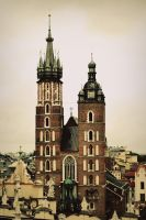 Cracow cathedral by PKphotos