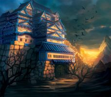 The Impregnable Fortress of the Crab by Alayna