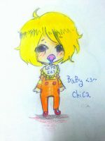 Bady Chica by Sliver-Victory