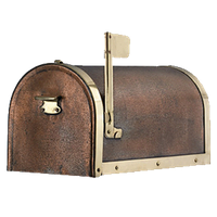 Steampunk mail manager icon 2 by pendragon1966