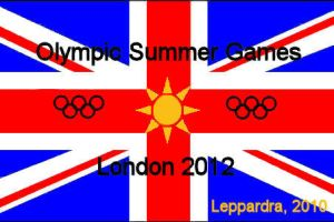 London Olympics by Leppardra