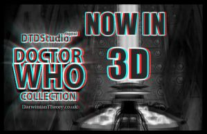 Dr Who in 3D by dtdstudio