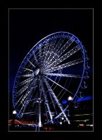 roundabouts and lights by cei-
