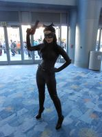 Catwoman by DarkSamuraiX1999