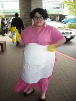 Consuela Cosplay by Lionofdemise