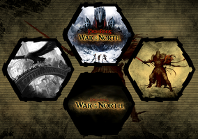 Lord of the Rings: War in the North by WE4PONX