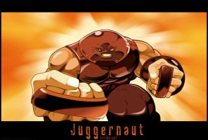 Juggernaut by Hellknight10