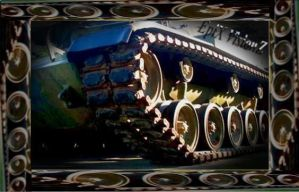 Tank with boarder by EpiXVisiOnZ