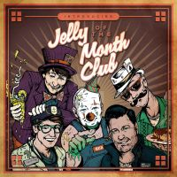 Jelly of the Month Club Album Art by Cameron-Schuyler