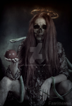 The knowledge of evil by FaniIoanna