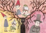 Over the Garden Wall by nerdsman567