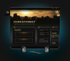 Qreationist.com by NINKY