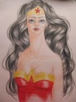 Wonder Woman by Pink-Pretty666