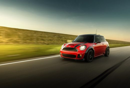 Mini John Cooper Works by GandCphotography